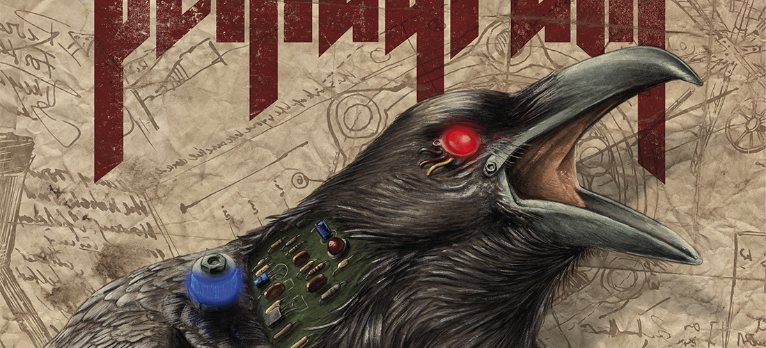 Pentagram - curious volume LP - Cover